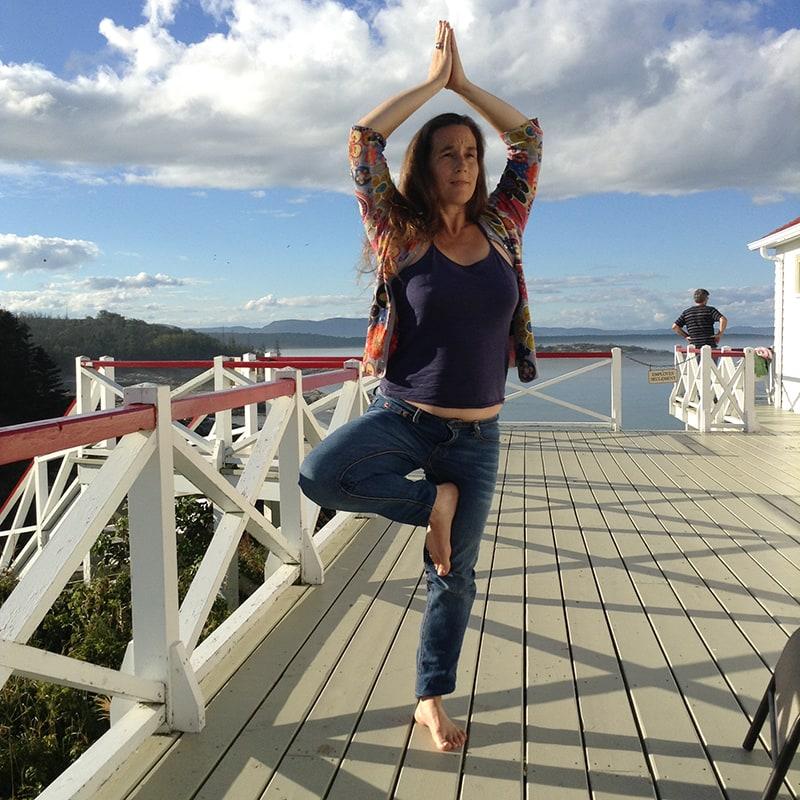 8 - Cours de Yoga